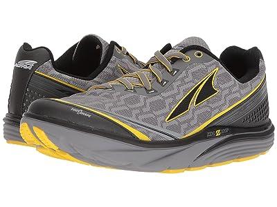 Altra Footwear Torin IQ (Gray/Yellow) Men