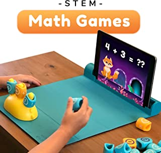 Shifu Plugocount - Math Game with Stories & Puzzles - Ages 5-10 - STEM Toy (iOS/ Samsung Devices) | Augmented Reality Based Cool Math Games for Boys & Girls