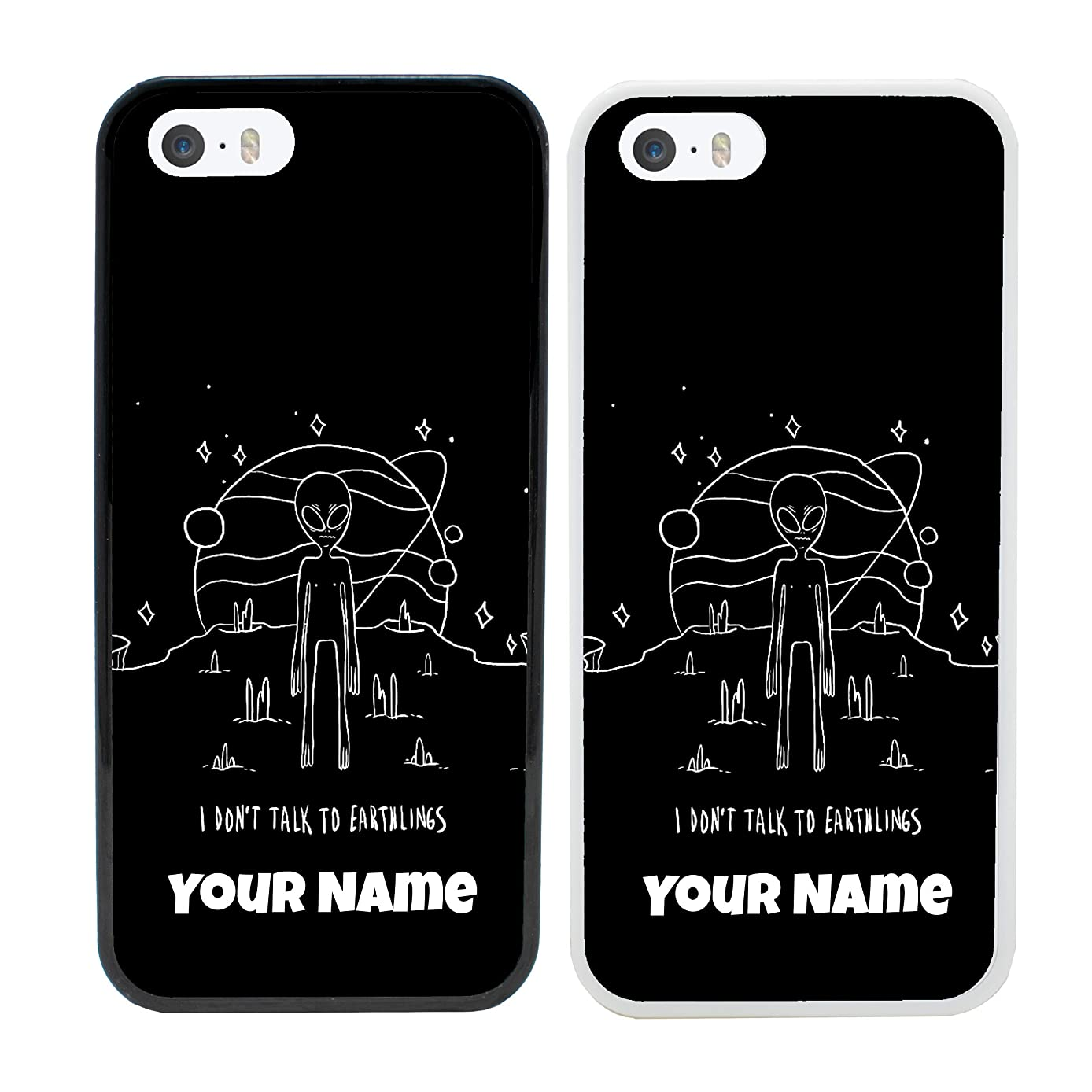 Personalised Phone Case for Apple iPhone 6 6s Custom Cover Personal Your Name Bumper 4.7