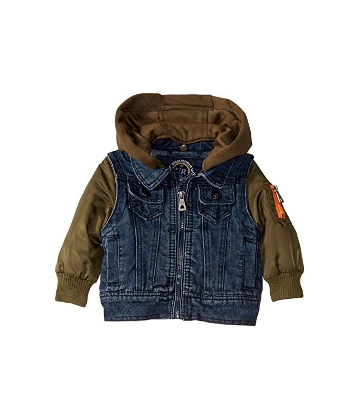 Urban Republic Kids Washed Denim Jacket (Infant/Toddler)