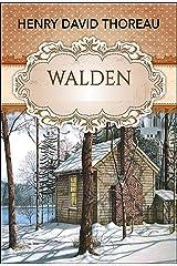 Walden Henry David Thoreau illustrated Kindle Edition
