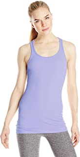 CALVIN KLEIN Performance Women's Long and Lean Rib Tank