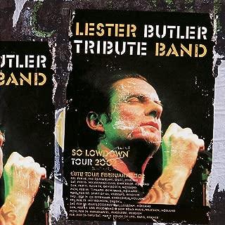 So Lowdown Tour 2002