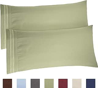 Best sage green pillow cases Reviews