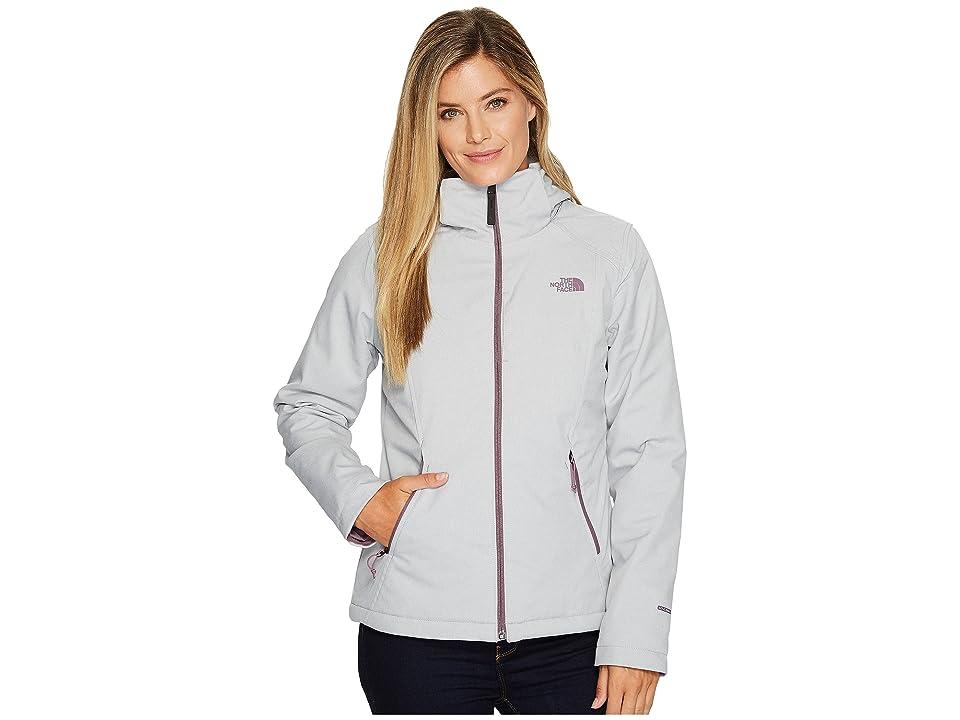 The North Face Apex Elevation Jacket (TNF Light Grey Heather (Prior Season)) Women