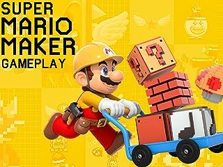 Clip: Super Mario Maker Gameplay