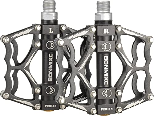 Gear Male Threaders bike pedals 9//16 Right Bike