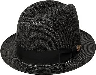 Stetson And Dobbs Hats DSMDSN-0820 Madison Hat, Black - M