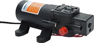 Amarine Made 12v Water Pressure Diaphragm Pump 4.3 L/min 1.1 GPM 35 PSI –..