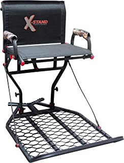 X-Stand The Patron Hang On Treestand Steel Grey