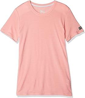 [エスエヌ スーパーナチュラル] ヨガ メリノウール Tシャツ レディース SNW015140