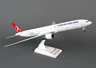 turkish airlines model plane
