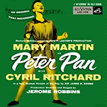 Peter Pan (1954 Broadway Cast Recording)