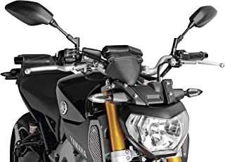 PUIG 7515J Backshell speedometer for Yamaha MT-09 2014 - Matte Black