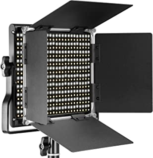 Neewer Professional Metal Bi-Color LED Video Light for Studio, YouTube, Product Photography, Video Shooting, Durable Metal...