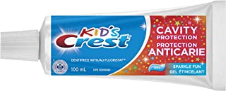 Crest Kid's Cavity Protection Sparkle Fun Gel, 100 mL, packaging may vary