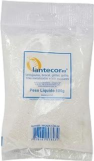 Lantecor 1819, Glitter, PVC, Irisado/Perola 100 g, Multicolor