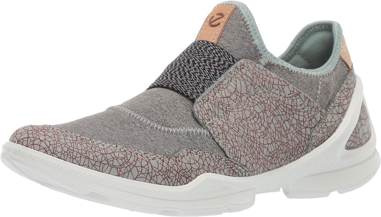 ECCO Womens Biom Street Slip on Sneaker