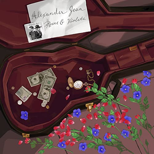 Amazon.com: Roses and Violets (Acoustic): Alexander Jean ...