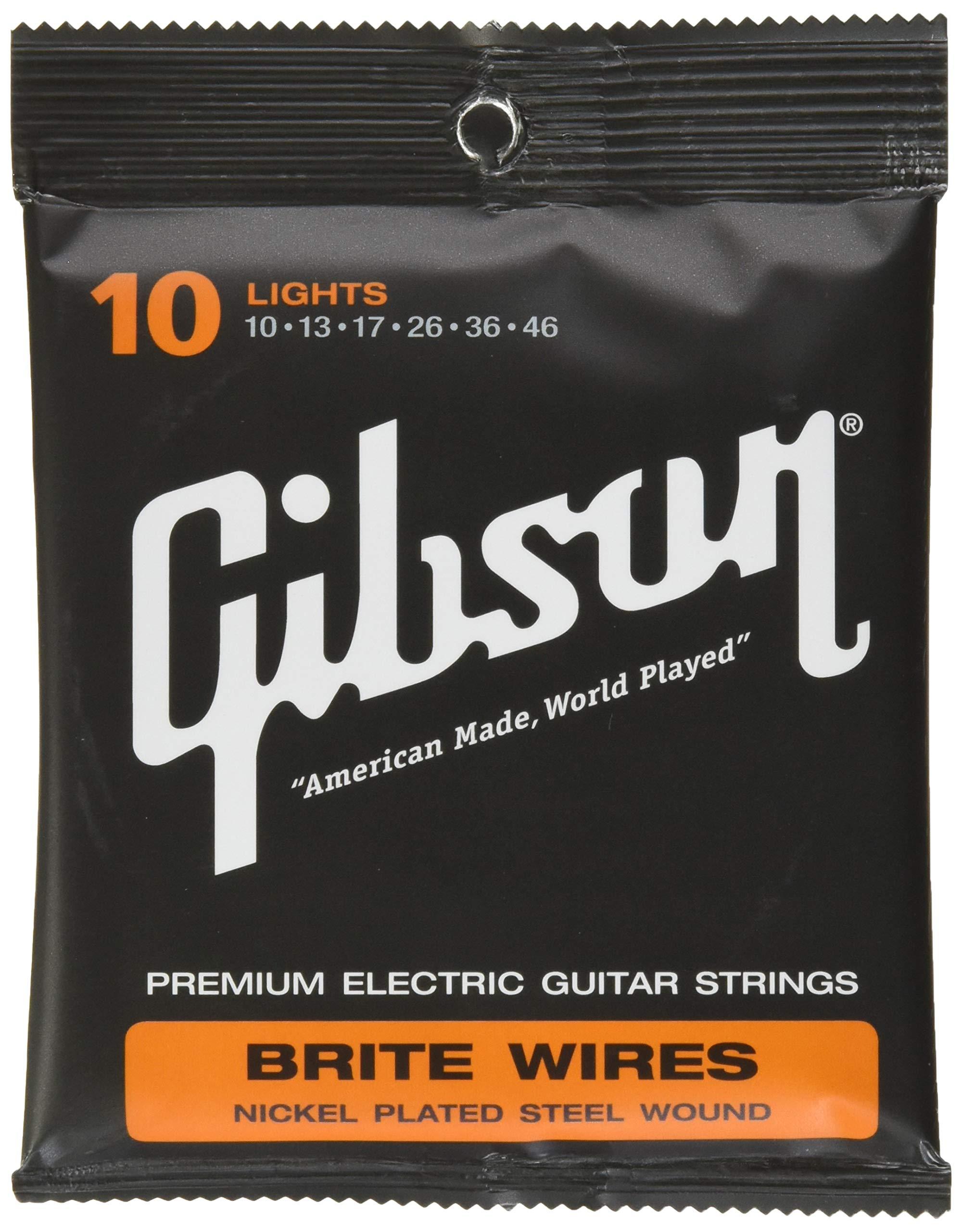 Gibson Brite Electric Guitar Strings