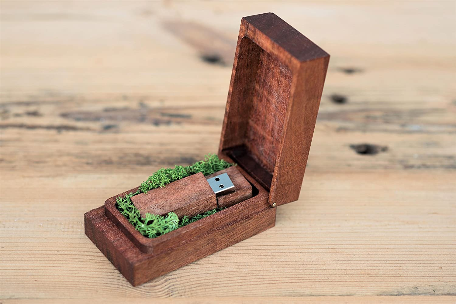 EWART WOODS Wooden Box USB Popular brand Luxury in the world Drive Dr Personalize Flash