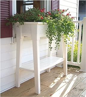 White Outdoor Patio 36