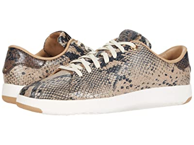Cole Haan GrandPro Tennis Sneaker (Light Snake Print/Dark Snake Print) Women