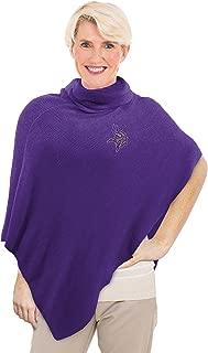 NFL Crystal Knit Poncho