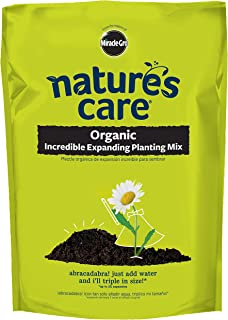 Nature's Care Incredible Expanding Potting Soil 0.33 CF