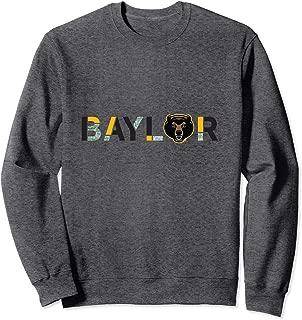 Baylor University Bears Full Sleeve NCAA Sweatshirt 01AMGA08