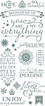 Paper House Productions RUB-0310E Wonderful Orchid Rub-On Transfers for Scrapbooking (3 Pack)