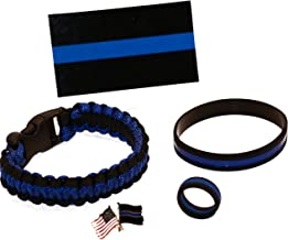 Beall's Bay Thin Blue Line (5) Piece Gift Pack with 10