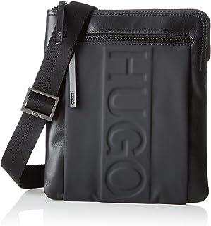 1024ec4ae4 HUGO 50403022, Sacs portés épaule homme, Noir (Black), 1x26x23 cm (