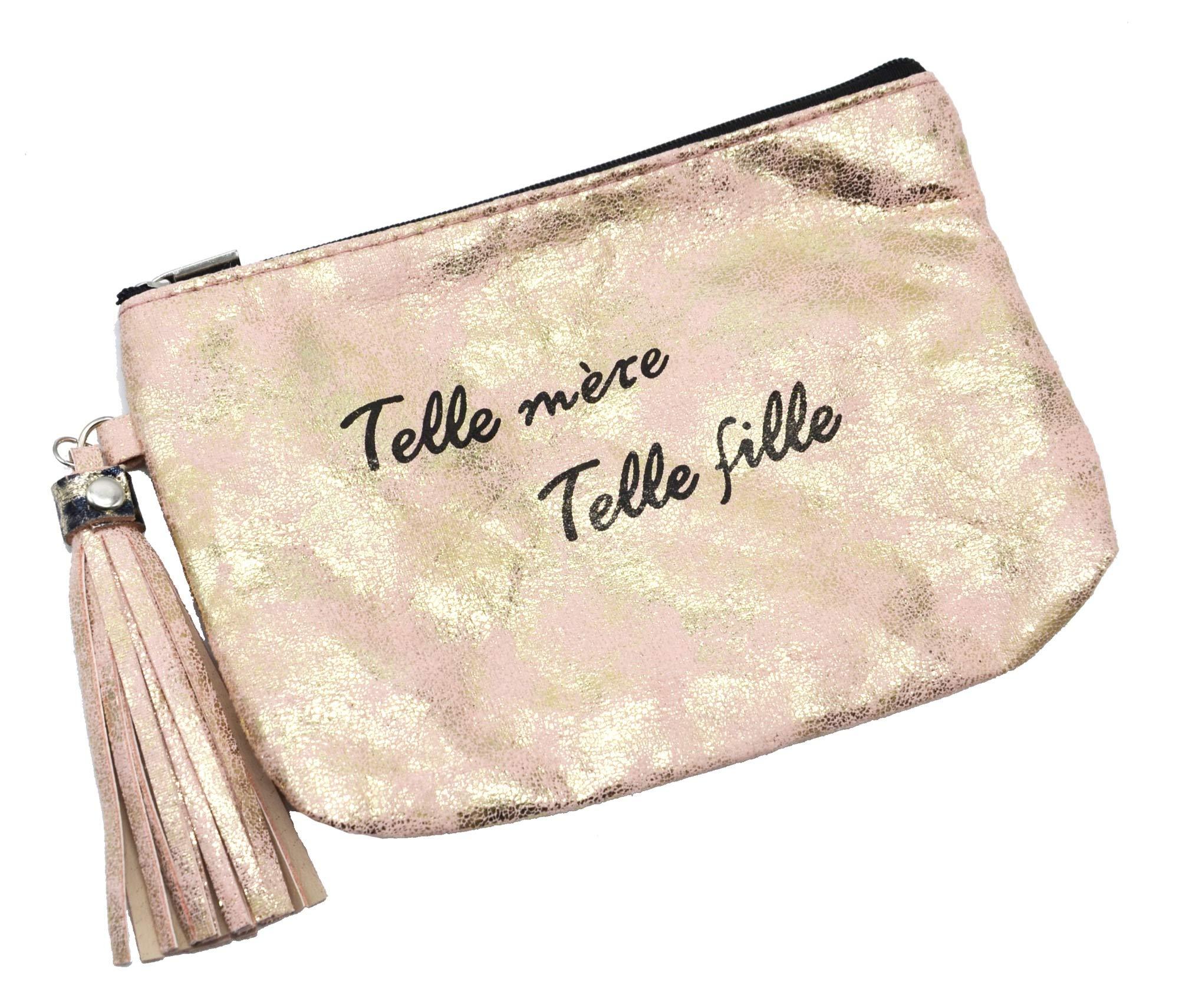 Oh My Shop ATM122 - Estuche con Texto en inglés Telle Made, diseño de pompón, Color Rosa: Amazon.es: Deportes y aire libre