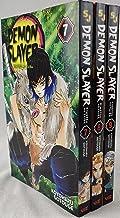 Demon Slayer: Kimetsu no Yaiba Vol 7-9 Books Collection set by Koyoharu Gotouge