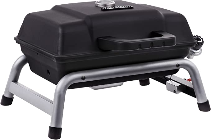 Char-Broil Portable 240 Liquid Propane Gas Grill - Best Versatility