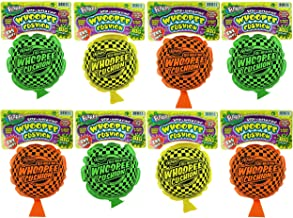 JA-RU Whoopee Cushion Self Inflating Flarp Original (Pack of 8) Kids and Adult Fart Toy | Prank Self-Inflating. Whoopie Makes Gas Sounds Item #327-8A