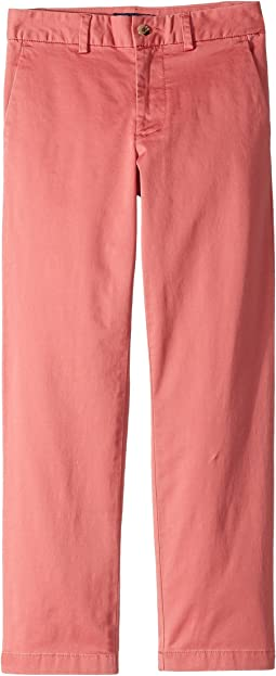 Polo Ralph Lauren Kids - Stretch Preppy Chino Pants (Big Kids)