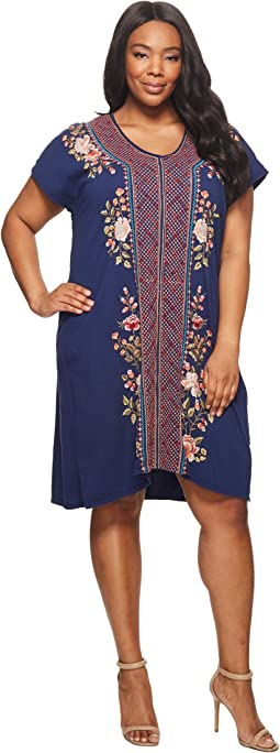 Johnny Was - Plus Size Libbie Easy Knit Tunic Dress