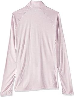 Under Armour Women's Tech 1/2 Zip - Twist T-Shirt