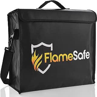 FlameSafe XL Premium Fireproof Document Bag (16