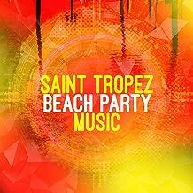 beach party saint tropez