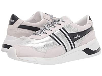 Gola Eclipse Spark (White/Black) Women