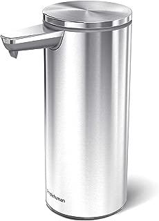 Best simplehuman soap dispenser sensor pump Reviews