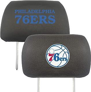 FANMATS NBA Unisex-Adult Auto Headrest Covers