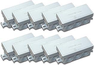 Kopp 347114008 Bo/îte de d/érivation /à 5 Broches IP 54 85 x 85 x 40 mm 347114008