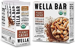 Wella Bar | Chilled Organic High Protein Bars | (Peanut Cacao)