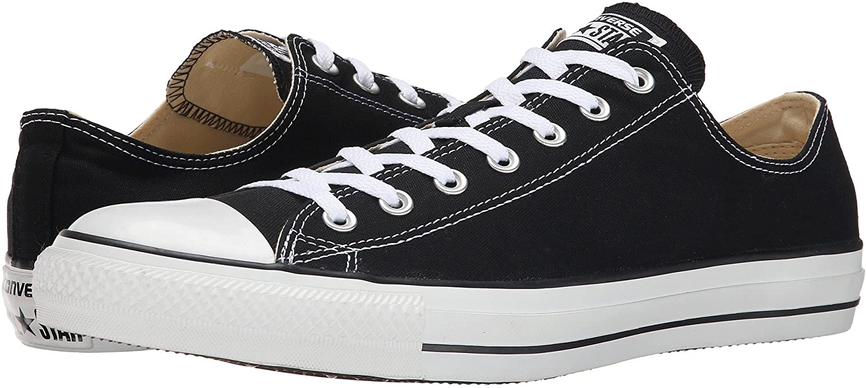 Converse Chuck Taylor All Star OX Black(Size  7 US Men's)