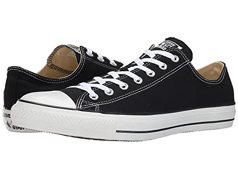 Converse CT All Star Chucks Ox Scarpe Sneaker m9166c BLACK