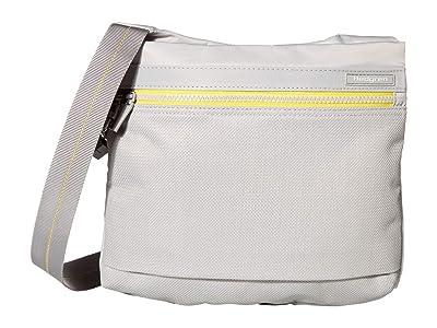 Hedgren Faith RFID Crossbody with Safety Hook (Active Grey) Cross Body Handbags
